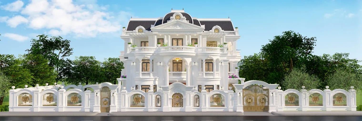 mẫu thiết kế kiến trúc đẹp