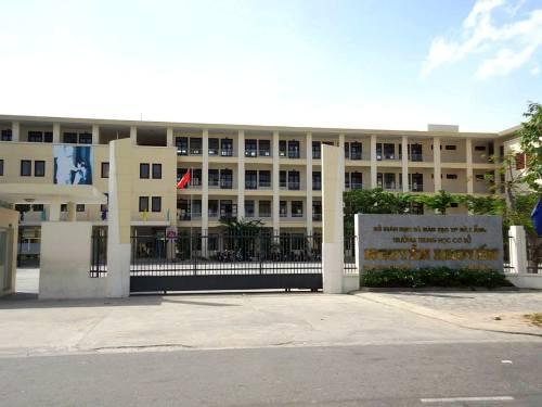 Trường THCS và THPT Nguyễn Khuyến - Đà Nẵng